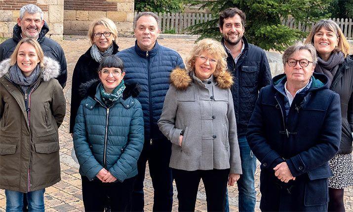 Photo des membres conseil de quartier N°1